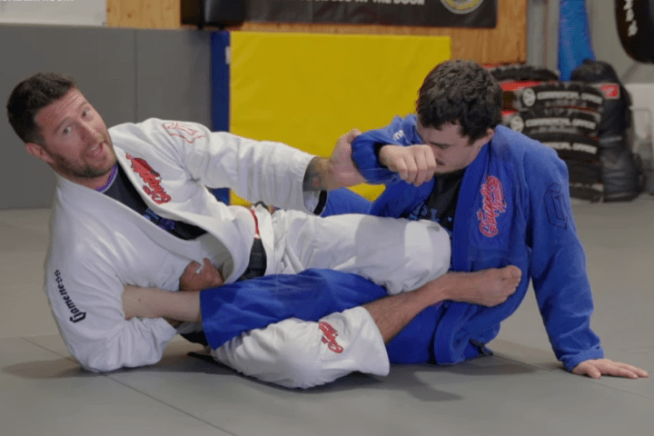 Learn This Crucial Attack: The One-Handed Straight Ankle Lock