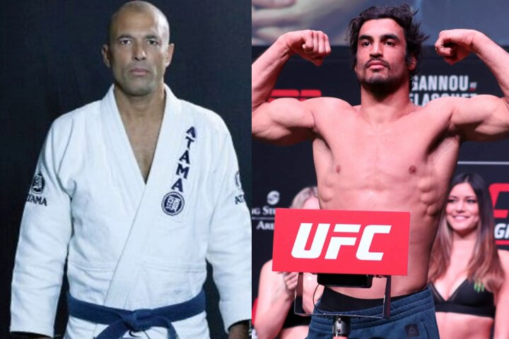 """Royce Gracie Talks Kron's Setback in the UFC: """"He Showed That He Can Take A Punch"""""""