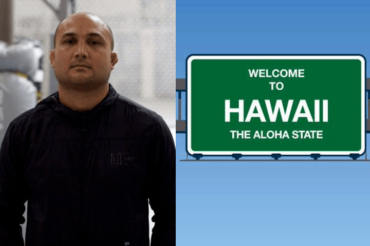 BJ Penn Announces That He'll Run for Governor of Hawaii