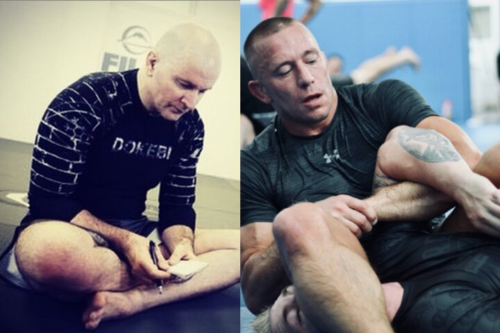 John Danaher Explains Why You Should Write Down What You Learn During Training