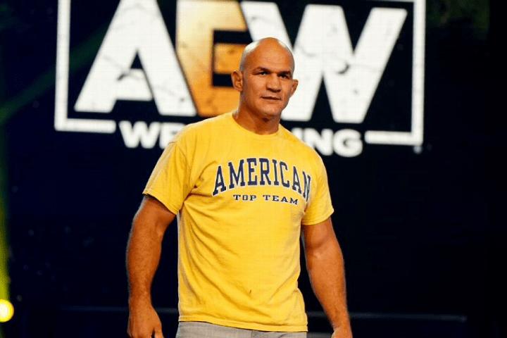 Junior dos Santos Set to Compete in Pro Wrestling Debut