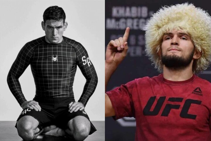 """Demian Maia: """"Khabib Is The Best MMA Grappler Of All Time"""""""