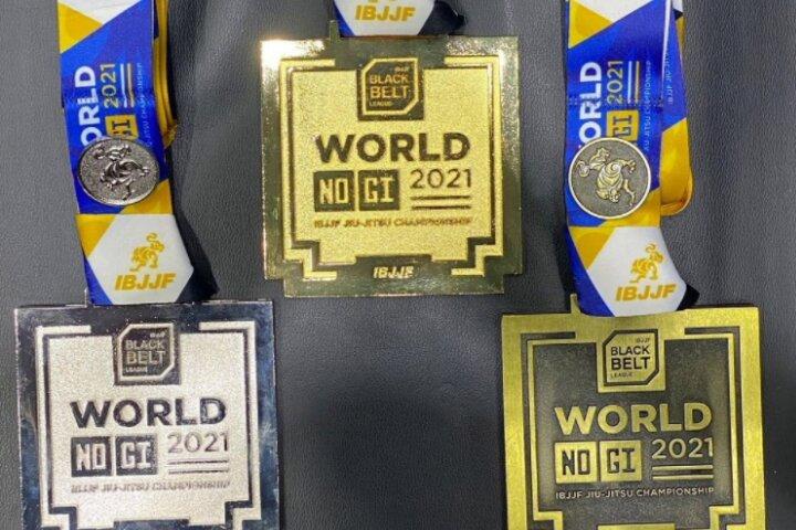 IBJJF No Gi World Championships 2021: Full Results