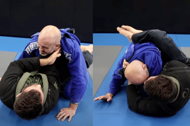 Surprise Your Opponents with a Brabo Choke from Closed Guard