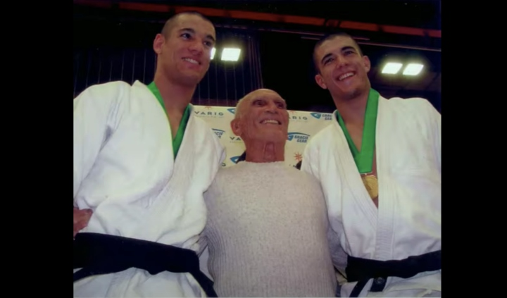 The Day Ryron & Rener Gracie Got Their Black Belts From the Grandmaster