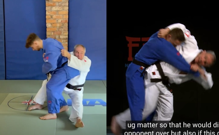 A Throw & a Takedown Are Not The Same Thing, & You Should Know The Difference