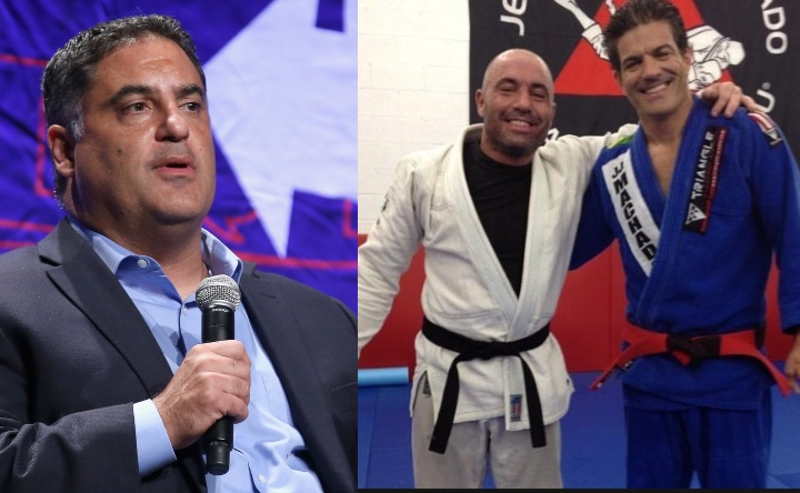 Political Commentator Cenk Uygur Says He Would 'Easily End' Joe Rogan If They Ever Fought
